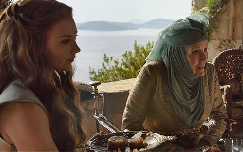 Pastelitos de lim?n de Sansa Stark, receta de nutricienta
