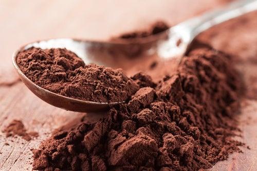 propiedades y beneficios nutricionales del cacao puro en polvo desgrasado por nutricienta