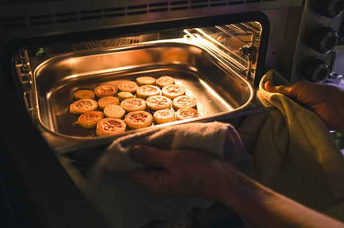 como hacer calabacin asado o al horno