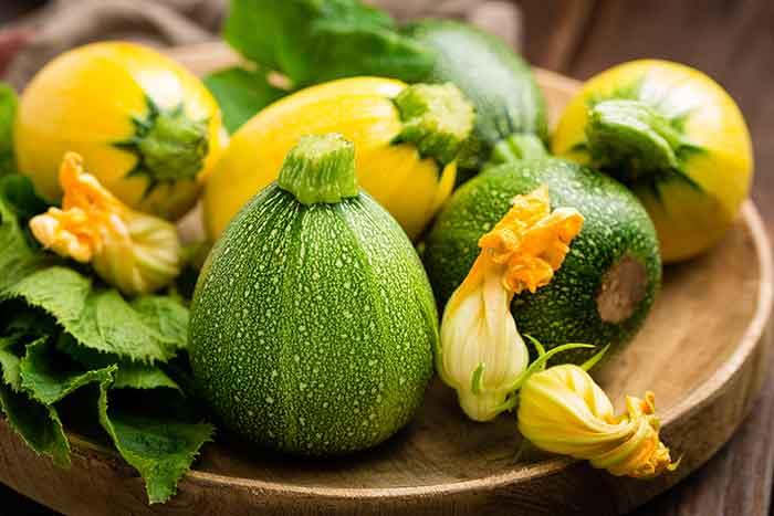 el calabacin es una fruta