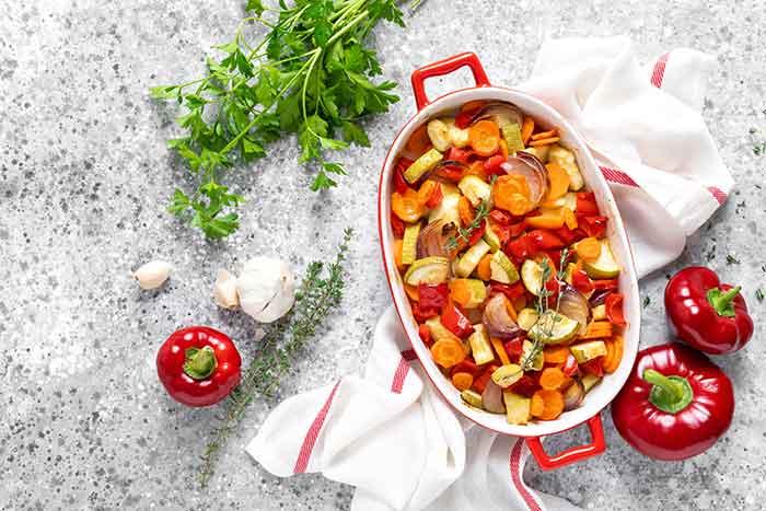 como hacer ensalada de calabacin