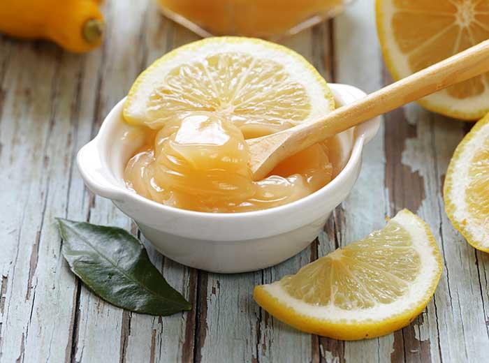 crema de limon o lemon curd, sus propiedades nutricionales
