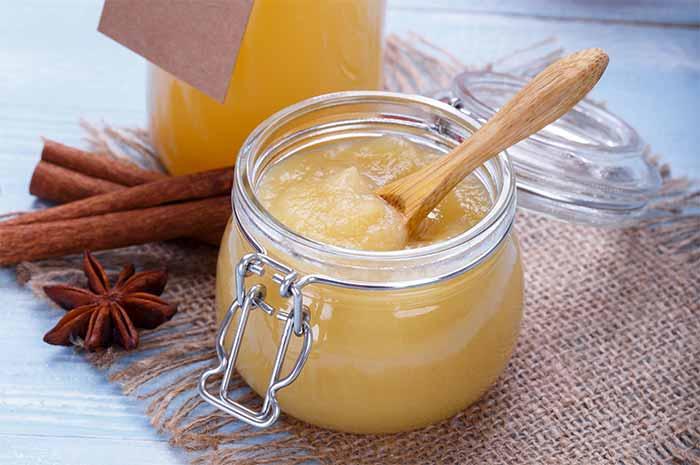 receta de mermelada de pera por nutricienta