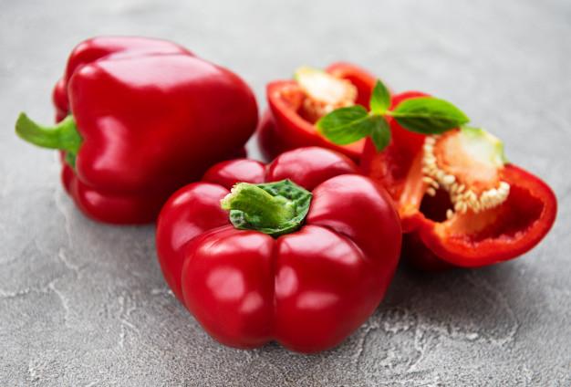propiedades y beneficios del pimiento rojo