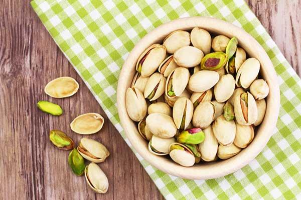 propiedades nutricionales de los pistachos