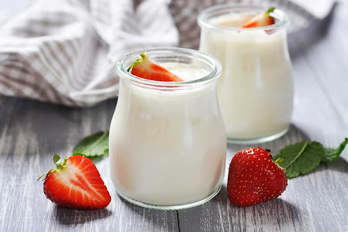propiedades e informacion nutricional del yogur por nutricienta