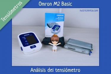Tensiómetro Omron M2 Basic: Análisis, precio y opiniones