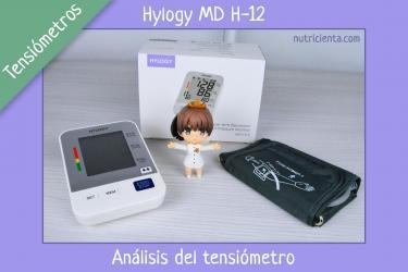 Análisis del tensiómetro de brazo Hylogy Md-H12
