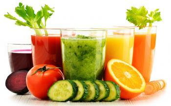 zumos detox para adelgazar