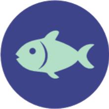 icono del alergeno del pescado