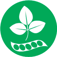 icono del alergeno de la soja y derivados