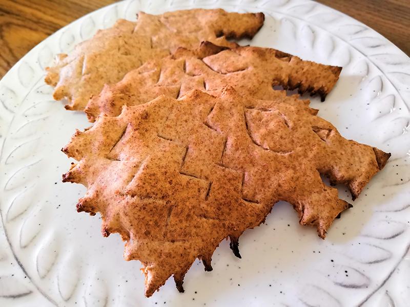 Crackers de espelta de la casa Stark de Juego de Tronos por Nutricienta