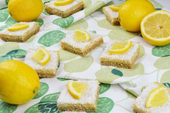 Lemon pie saludable