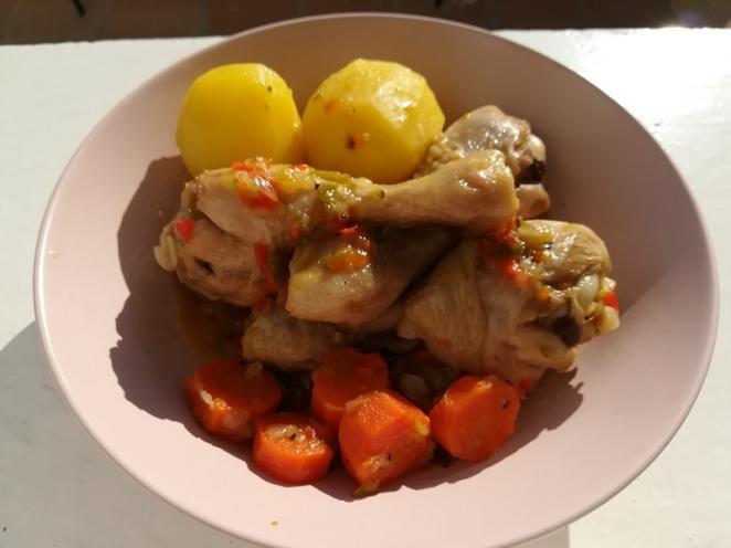 receta de nutricienta con más proteína