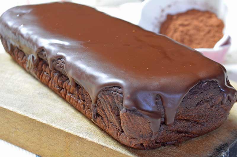 receta de bizcocho de calabacin y chocolate 1