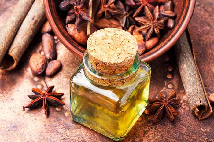 como usar aceite esencial de canela