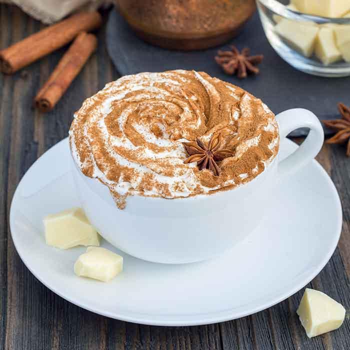 receta cafe con canela