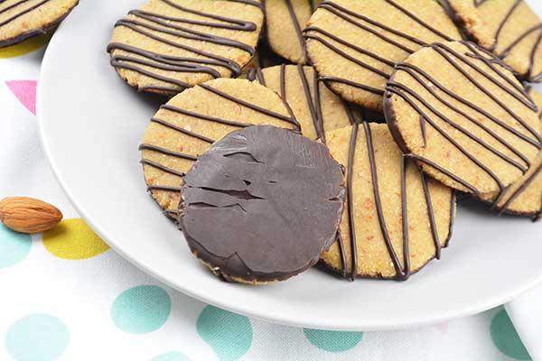 galletas de avena sin horno y sin az?car