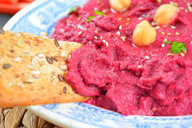 Delicioso y sano humos de remolacha o betabel con todas sus propiedades nutricionales por nutricienta