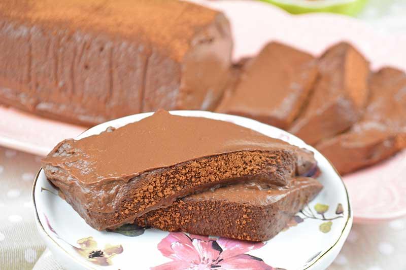 receta de mousse de chocolate japonesa sin azucar