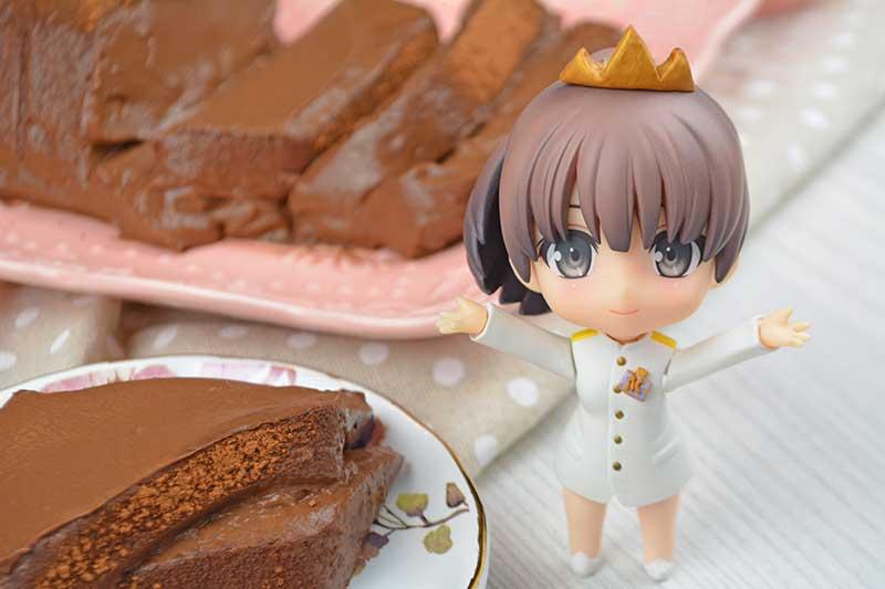 receta de mousse de chocolate japonesa sin azucar 2