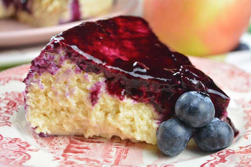 Receta de tarta de mousse de yogur sin azucar por nutricienta