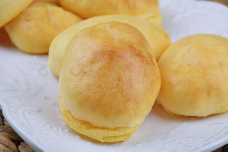 receta de pan sin harina