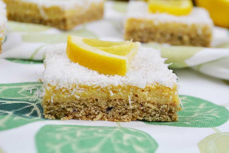 receta de lemon pie saludable y sin azucar