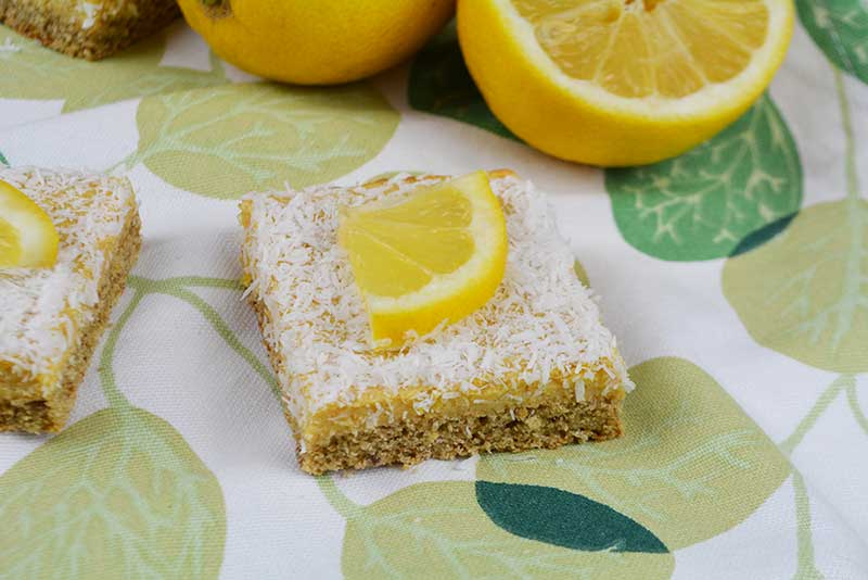receta de pie de limon saludable y sin azucar