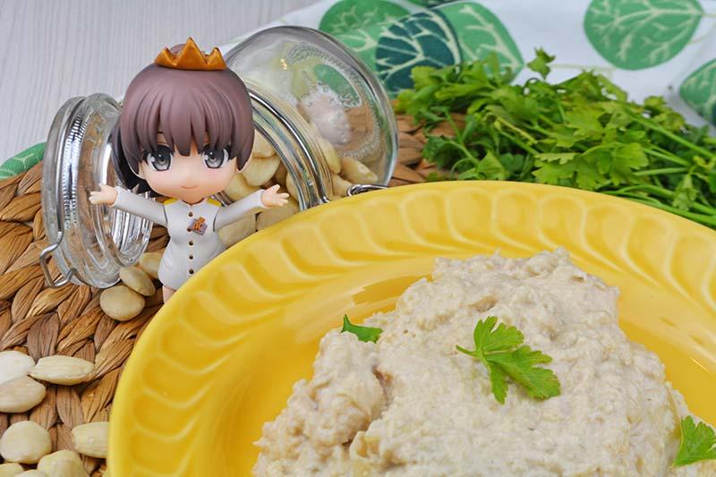 receta de pollo en salsa de almendras 2