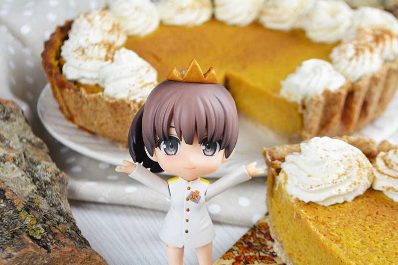 receta de pumpkin pie sin azucar 2